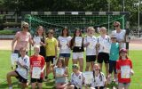 Bezirksspielfest D-Jugend weiblich